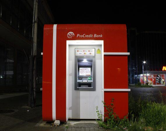 Pro Credit Bank – ATM