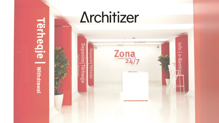 Featured Image Procredit Bank Featured on Architizer