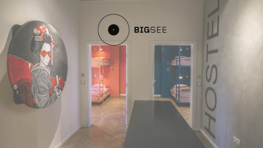 Featured Image Hostel MAMI Awarded at BIG SEE Awards
