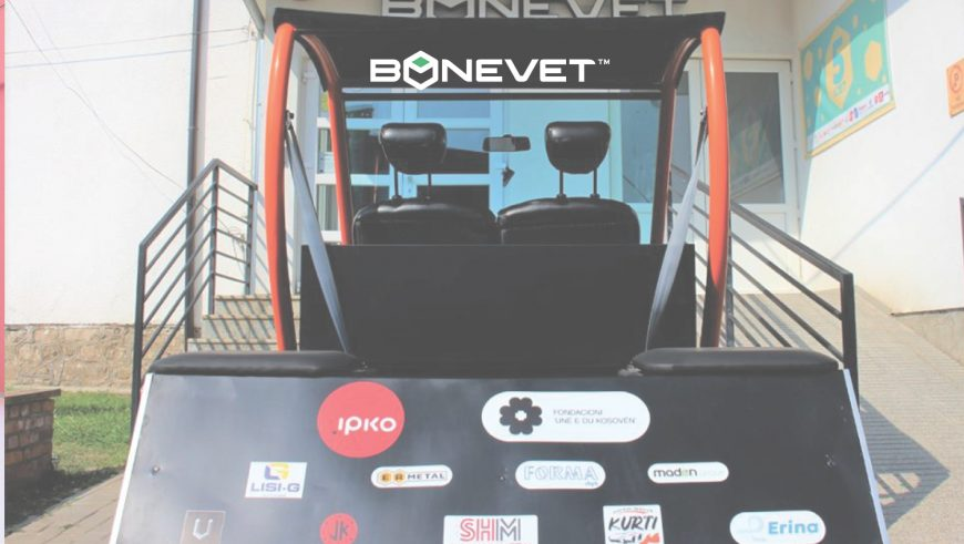 Featured Image Proud Sponsor of BONEVET Gjakova