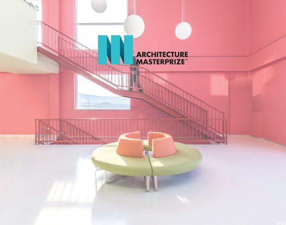 Awarded by Architecture MasterPrize
