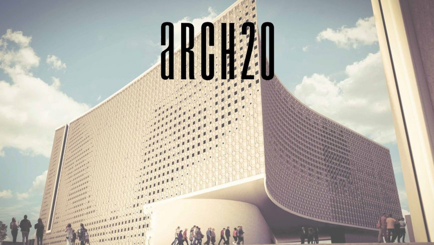 Featured Image Prishtina Central Mosque Featured on Arch2O