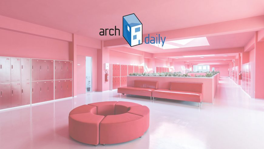 Featured Image American School of Kosova Featured on Archdaily