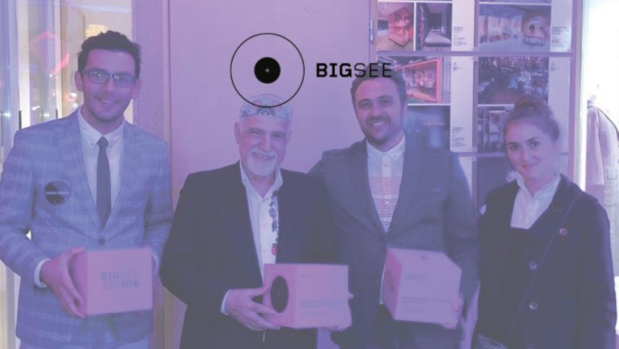 Featured Image Design of the Year at BIG SEE