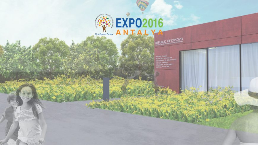 Featured Image Kosovo at EXPO 2016 Antalya,Turkey