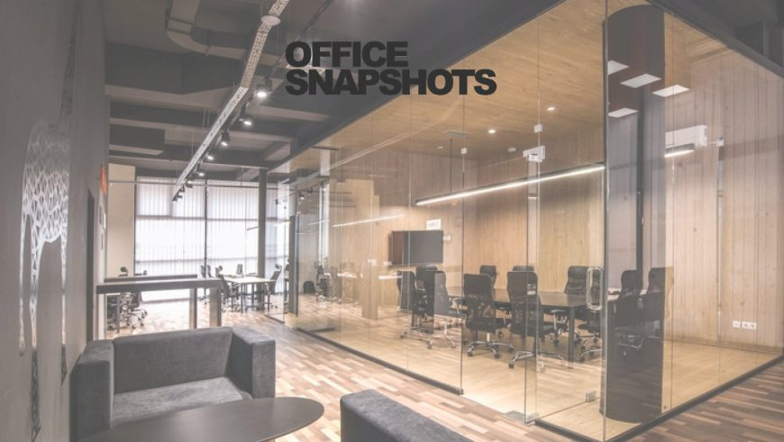 Featured Image Gjirafa Offices Featured on Office Snapshots