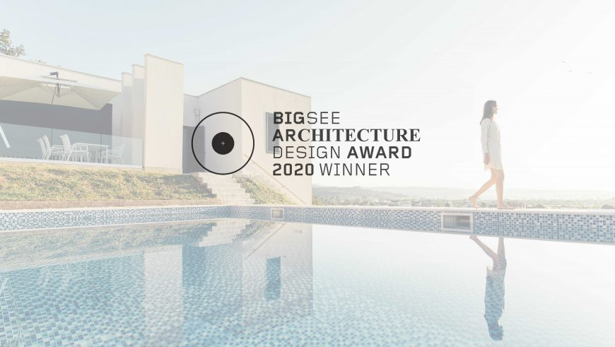 Featured Image The Hill House Winner at  BigSEE Architecture Award 2020