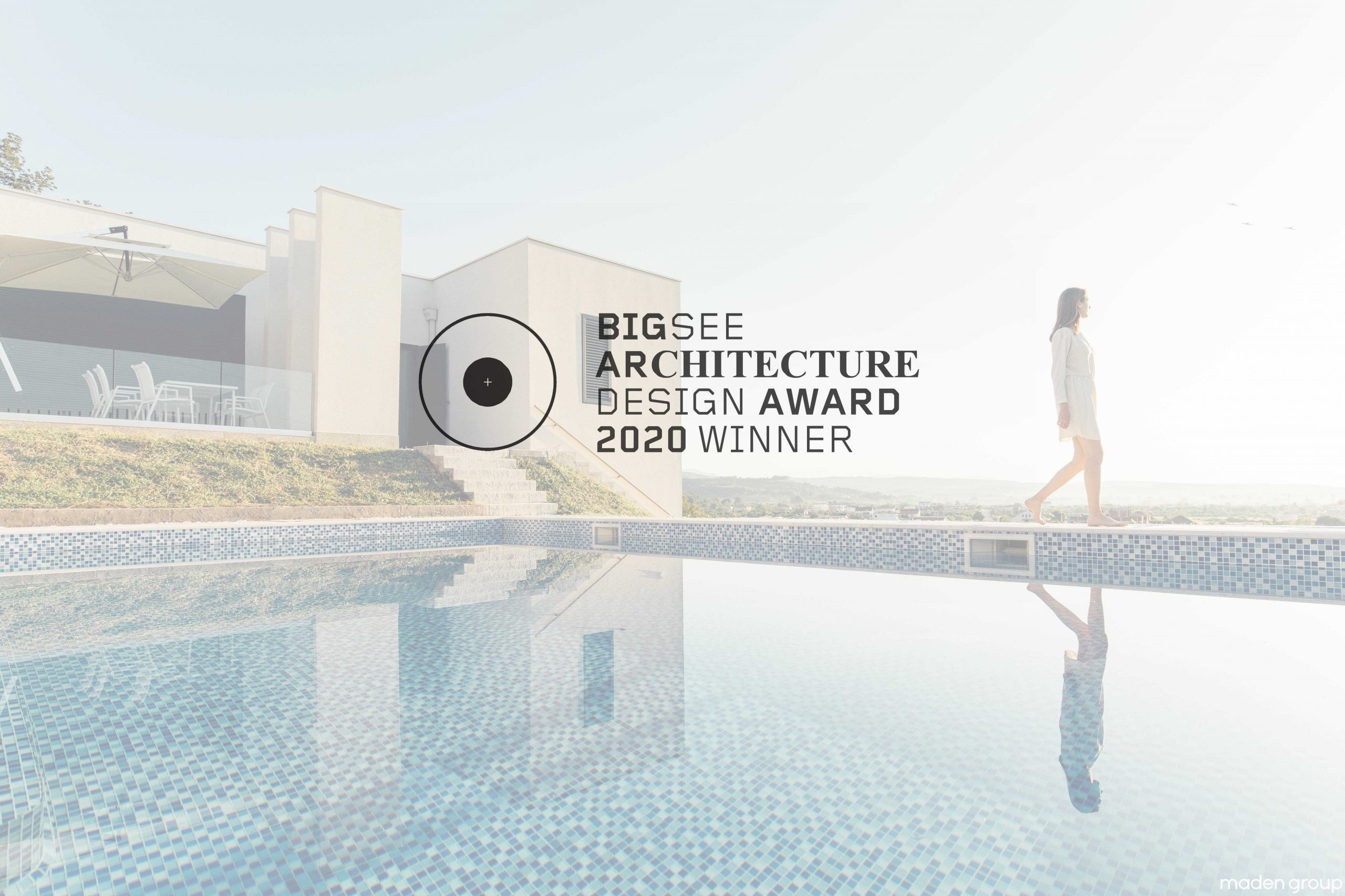 The Hill House Winner at  BigSEE Architecture Award 2020