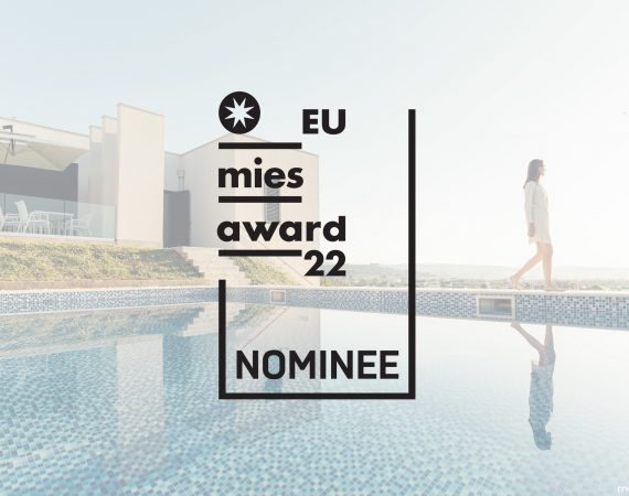 The Hill House has been nominated in EU Mies Award 2022