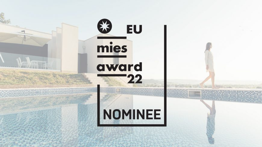Featured Image The Hill House has been nominated in EU Mies Award 2022