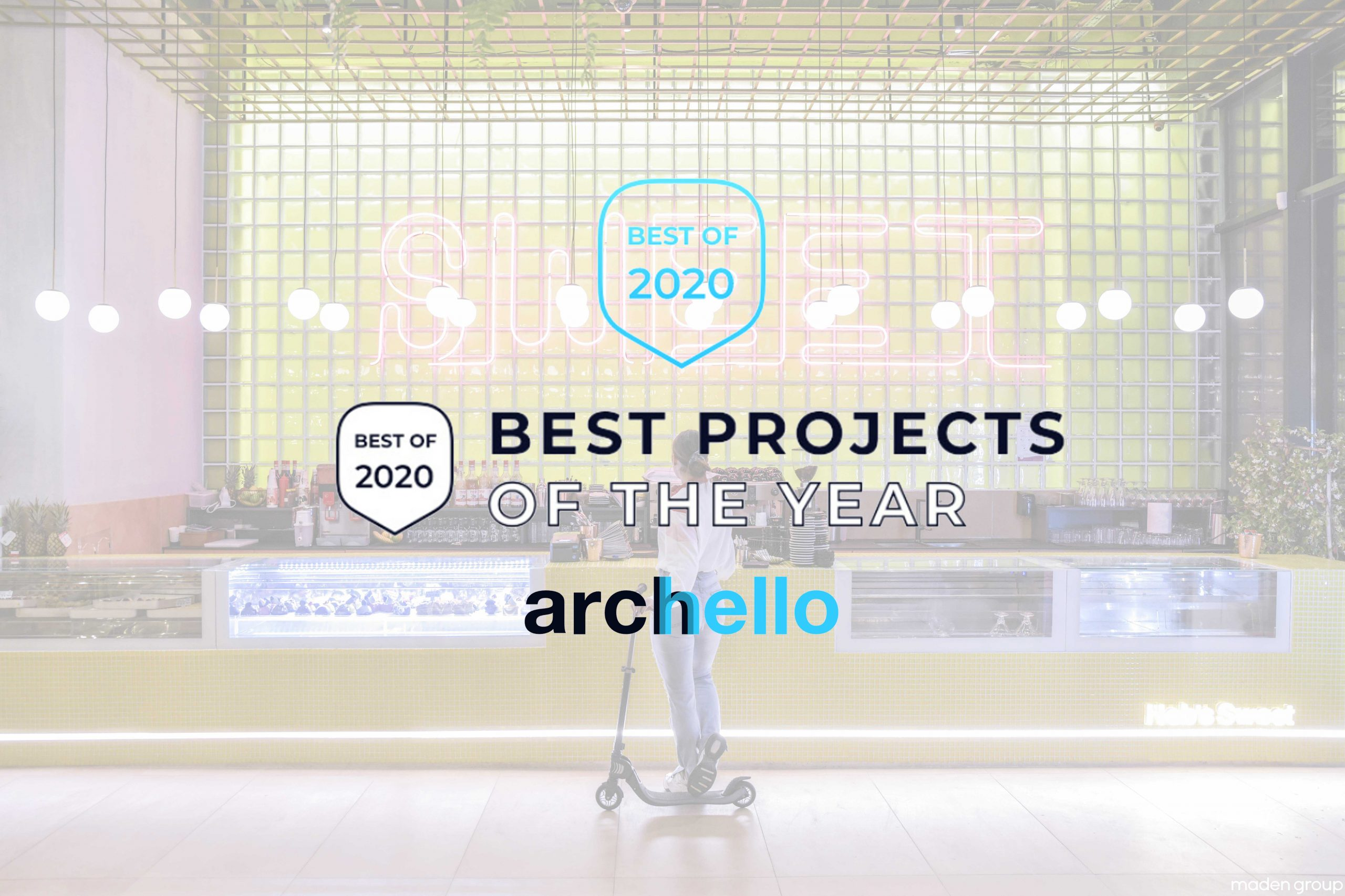 HEB'S – Archello's Best Projects of 2020!
