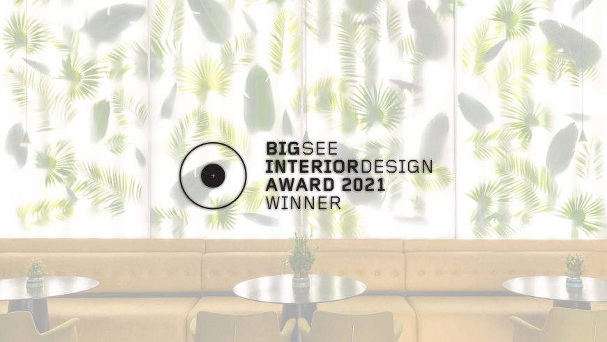Featured Image Trianglo Lounge Bar Winner at BigSEE Interior Design Award 2021