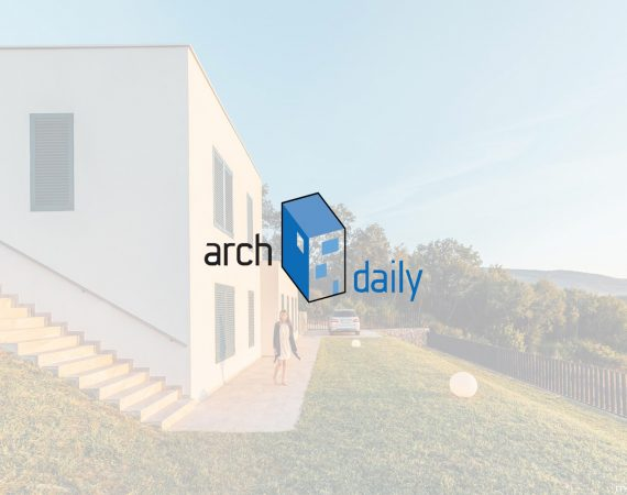 The Hill House has been published on the World's Largest Platform – ARCHDAILY