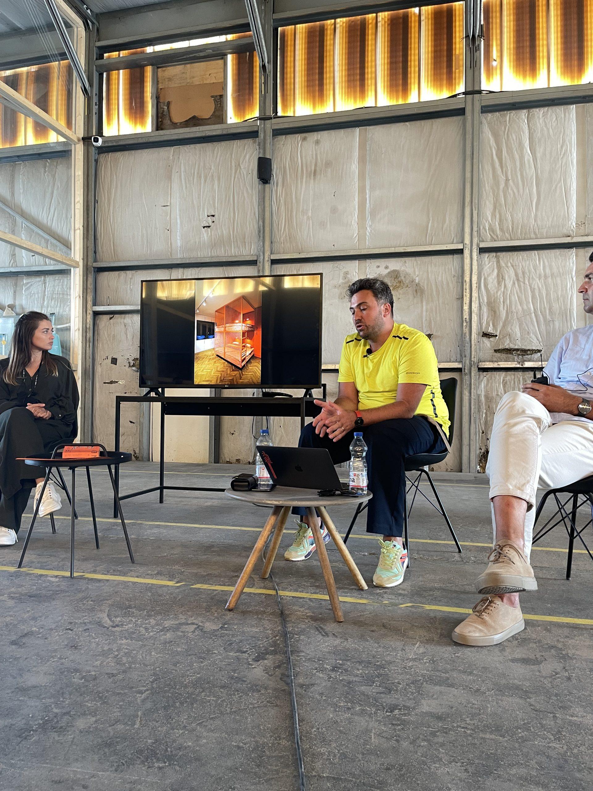 Presentation at Autostrada Biennale 3rd Edition