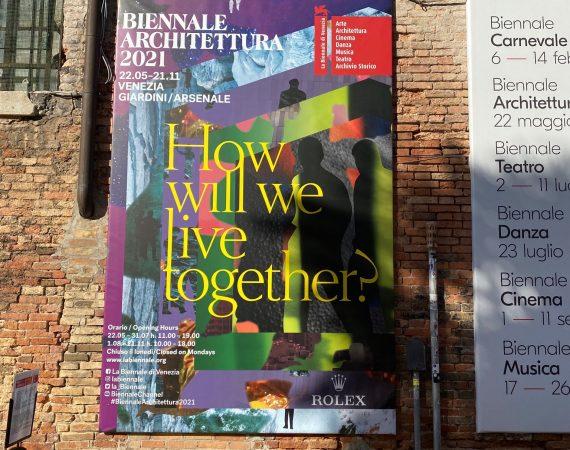 La Biennale di Venezia 2021 Visit