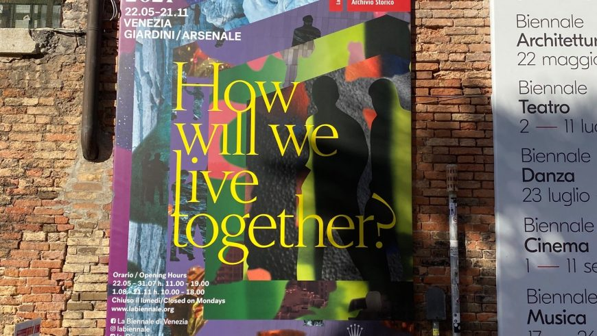 Featured Image La Biennale di Venezia 2021 Visit
